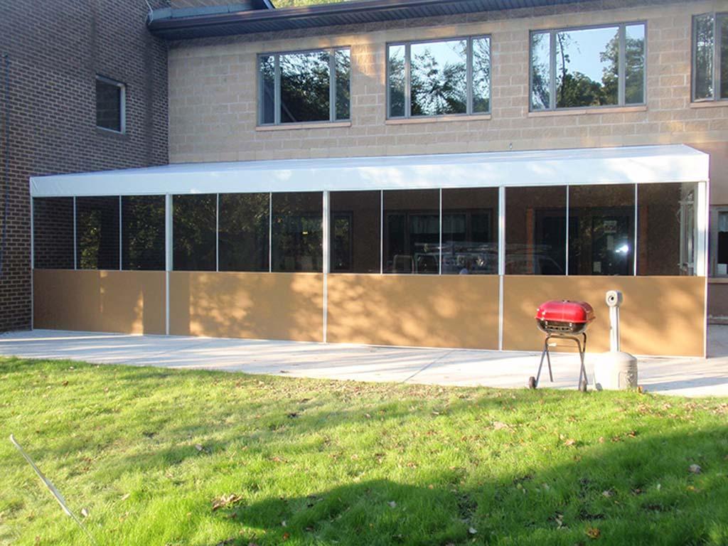 ... Commercial Patio Enclosures; Commercial Patio Enclosures