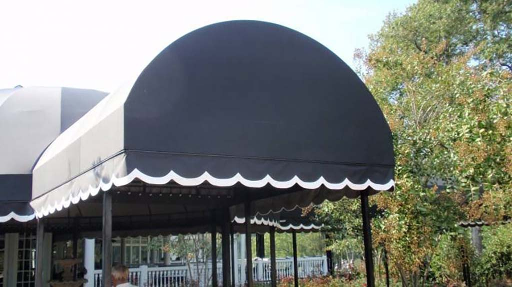 Commercial canvas awnings - Canvas canopy ...