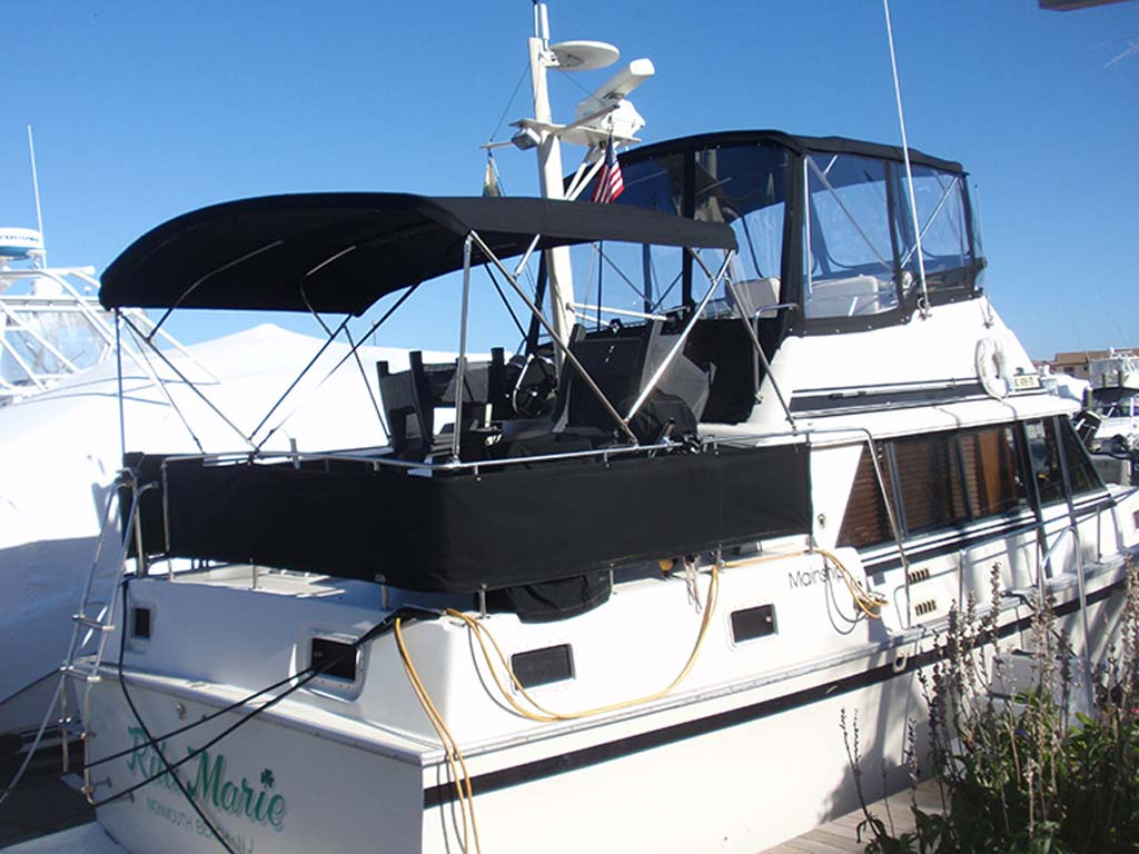 Custom Bimini Tops
