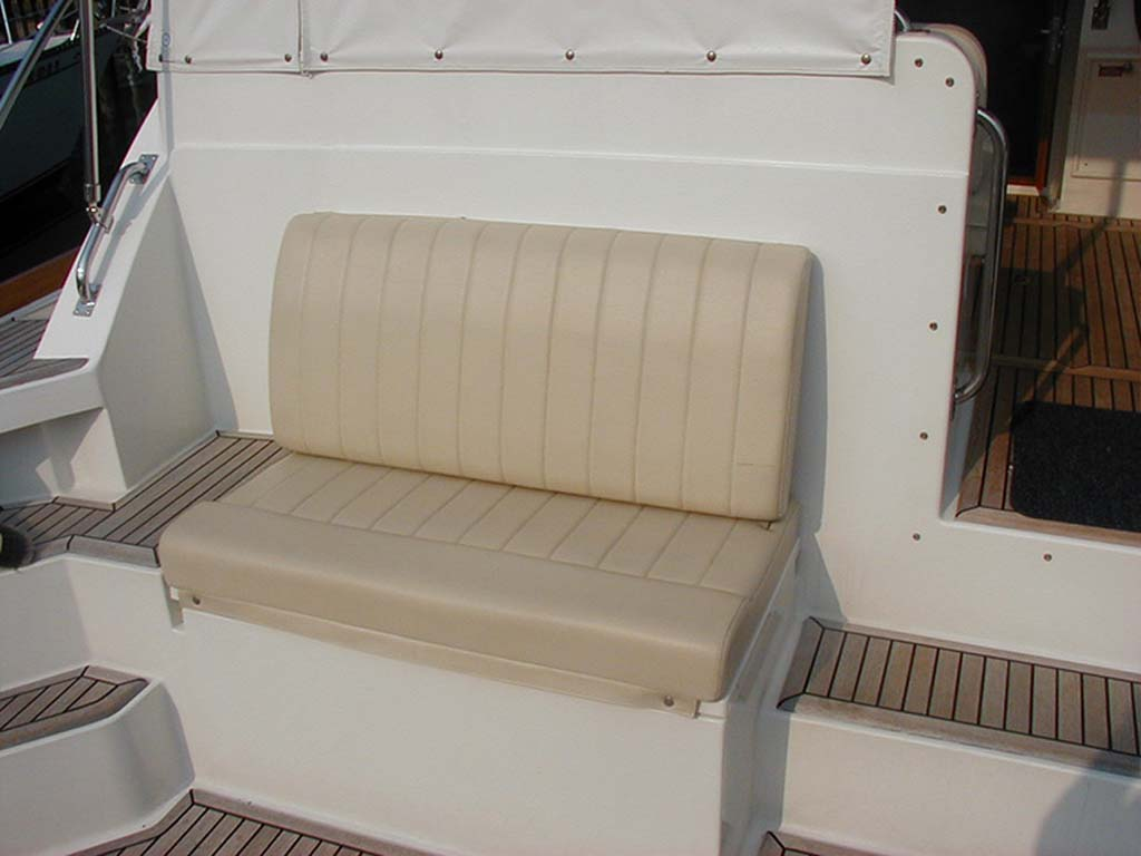 Custom Boat Cushions And Upholstery