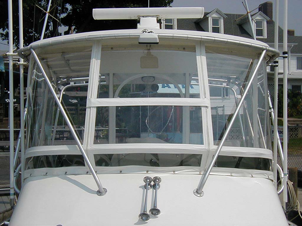 Custom Hard Top Enclosures