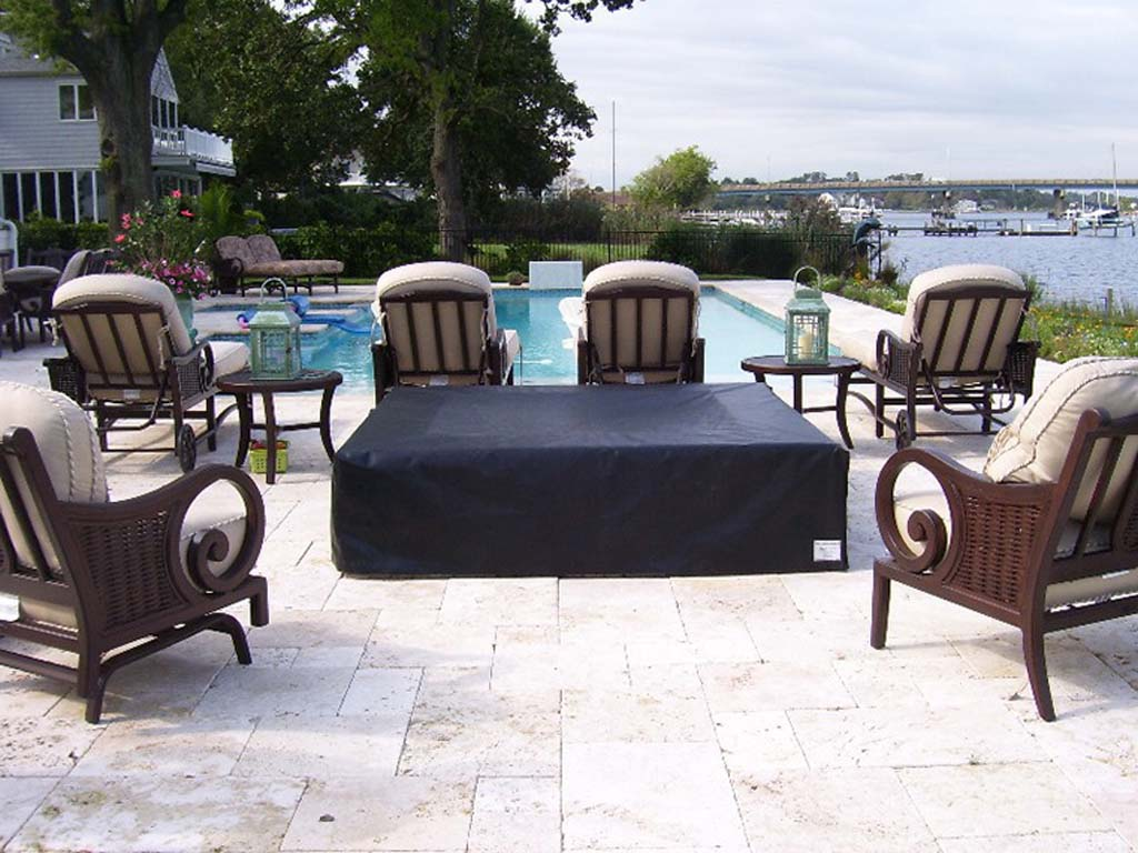 Custom Made Patio Furniture Covers. Custom Fire Pit Covers Made Patio  Furniture F