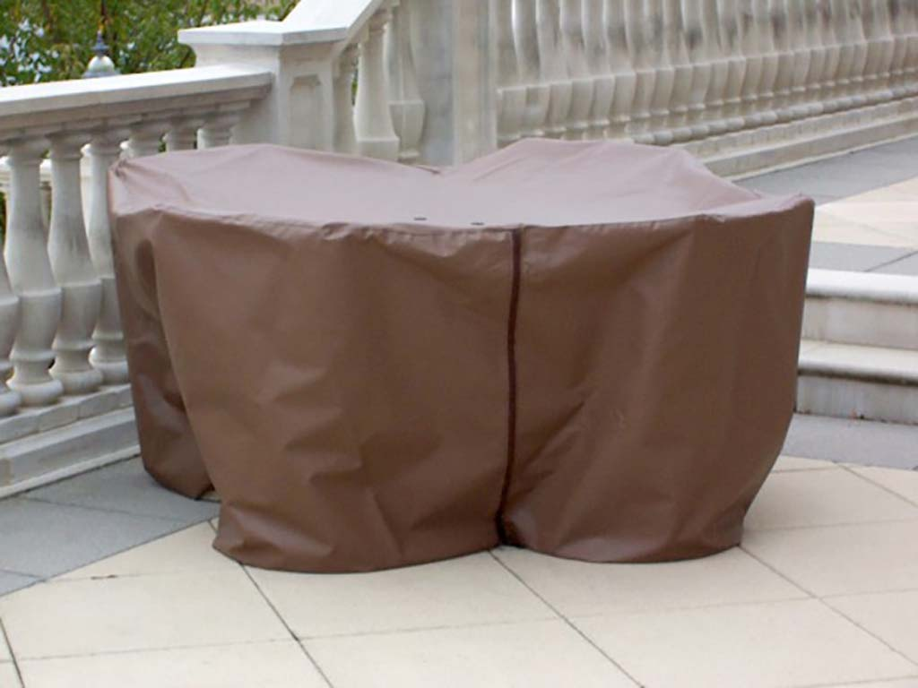 Ordinaire ... Custom Outdoor Table Cover ...