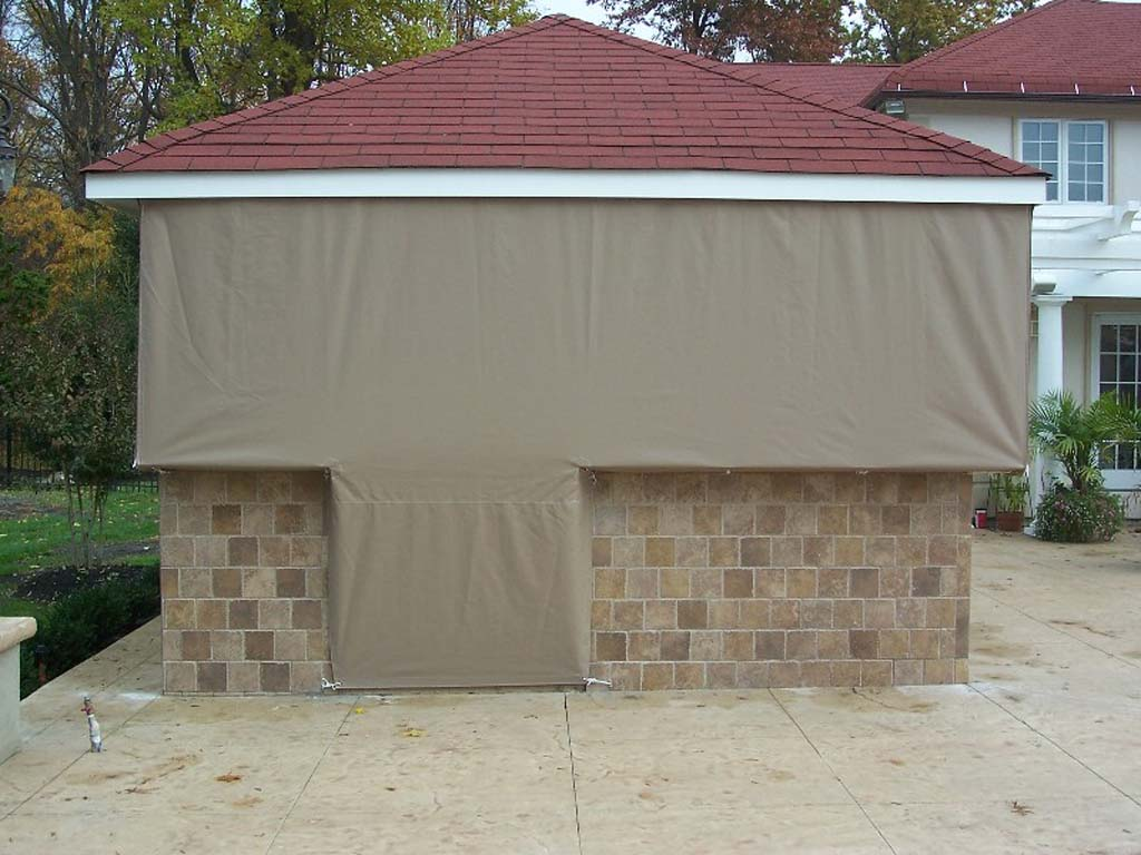 4 Custom Outdoor Bar Cover After
