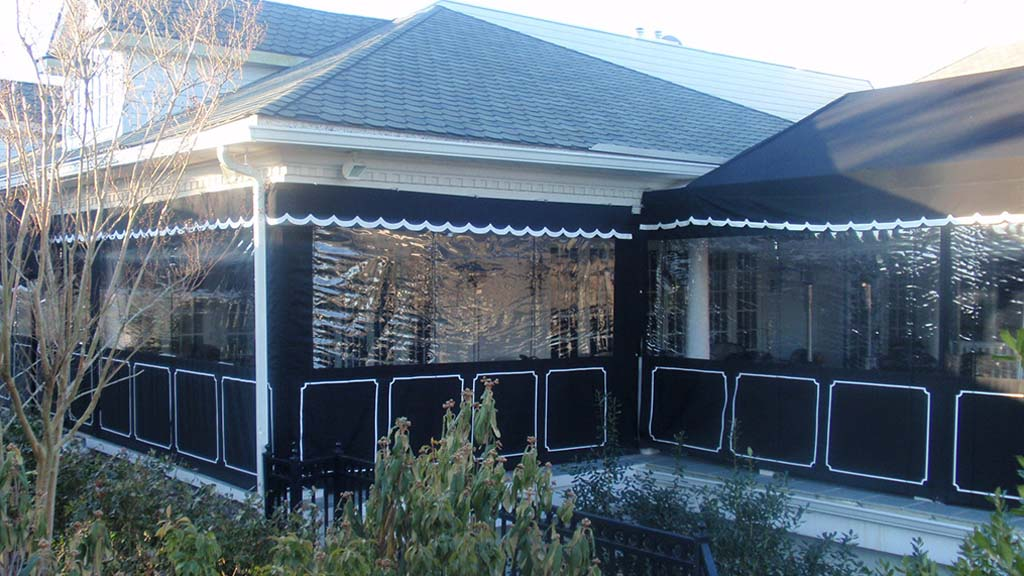... canvas-porch-enclosures-2 ... - Custom Enclosures For Your Deck, Porch, Or Patio