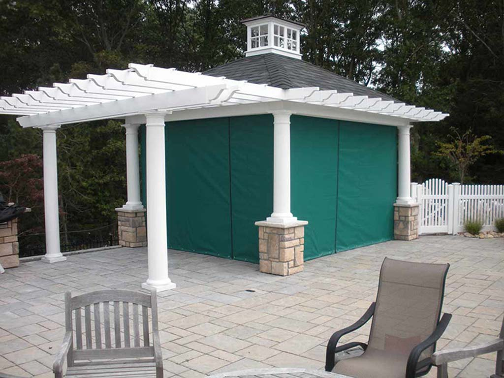 ... Porch & Patio Enclosure ... - Custom Enclosures For Your Deck, Porch, Or Patio