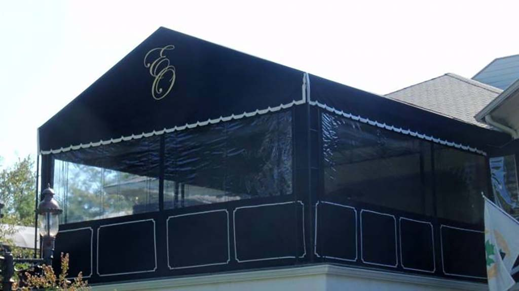 Commercial Custom Awning