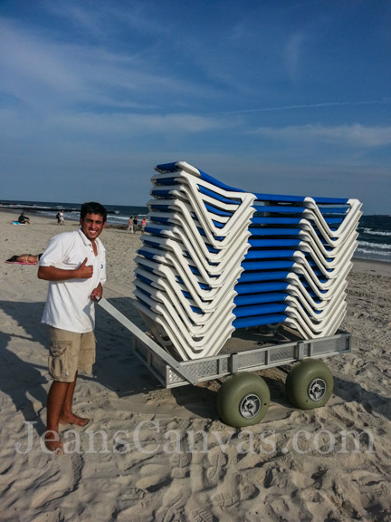 custom beach carts 10
