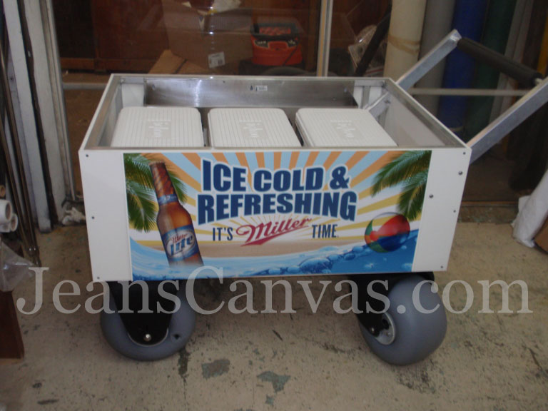 refreshment beach carts 3