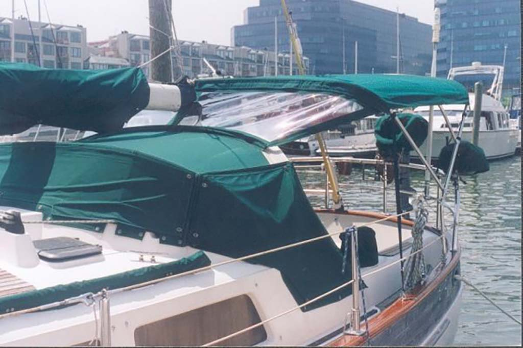 Custom Canvas For Sailboats