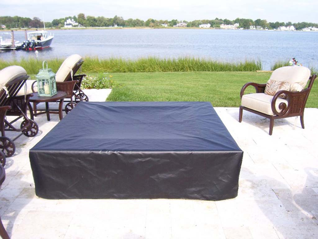 Custom Fire Pit Covers