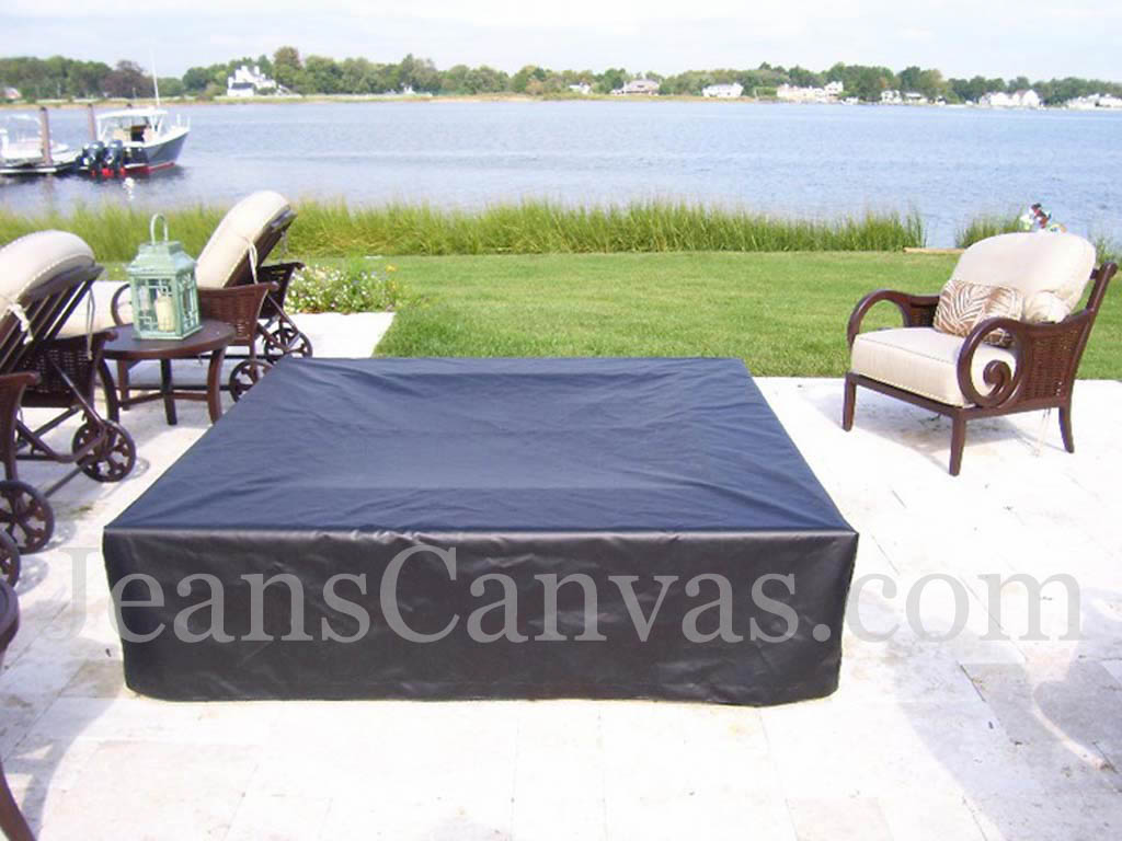 custom fire pit covers 11