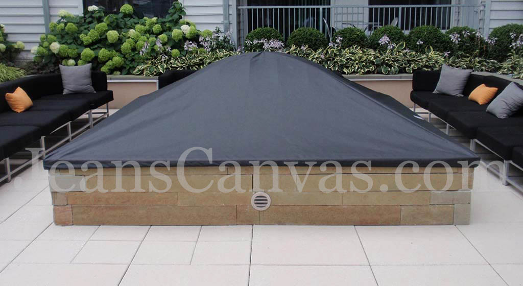 custom fire pit covers 31