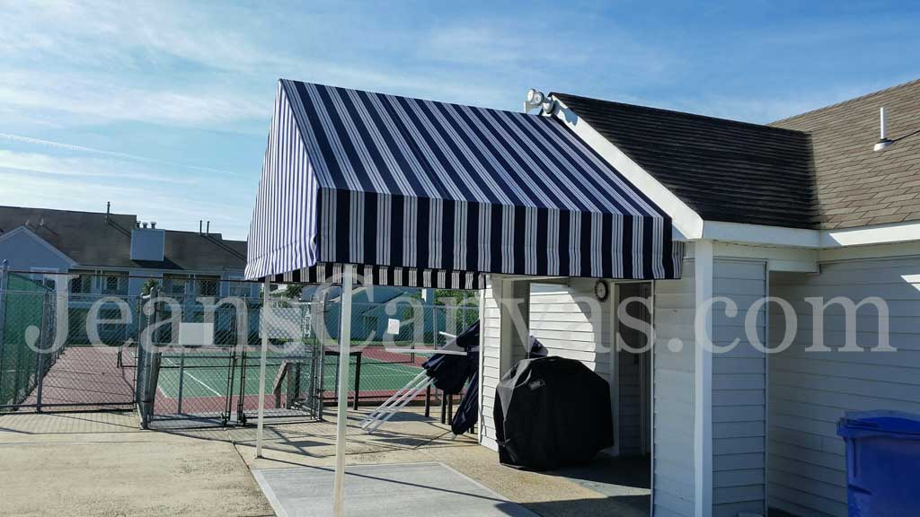 500 CANVAS PATIO AWNING
