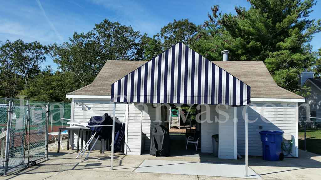 501 CANVAS PATIO AWNING