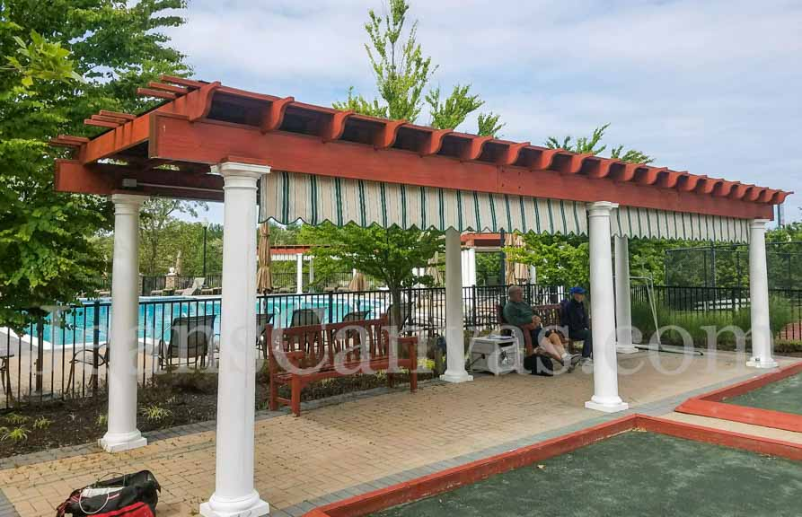 custom pergola covers 11