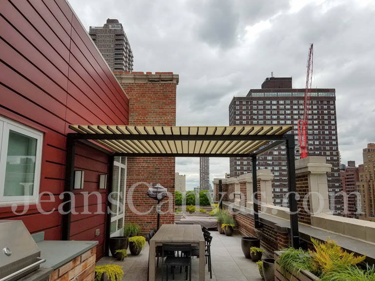 custom pergola covers 12