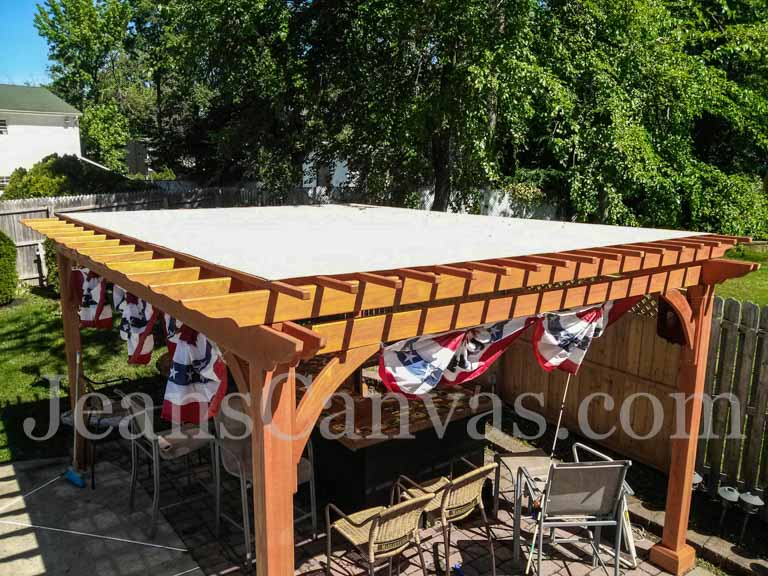 custom pergola covers 16