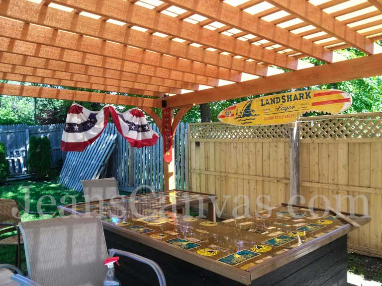 custom pergola covers 18