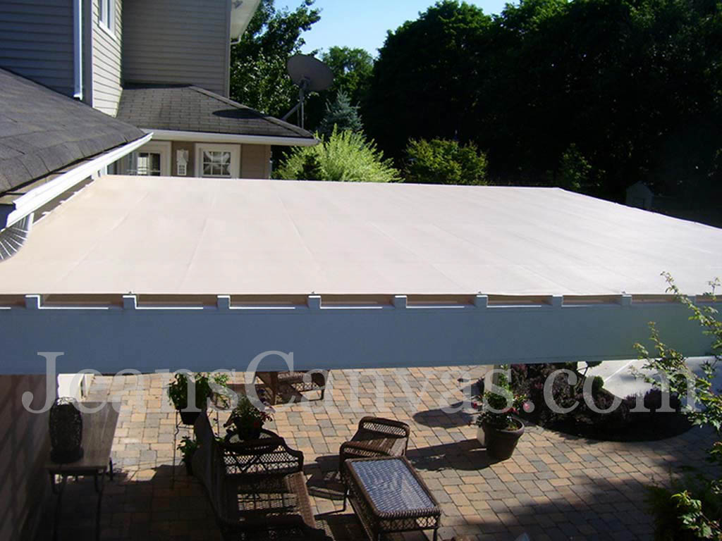 custom pergola covers 2