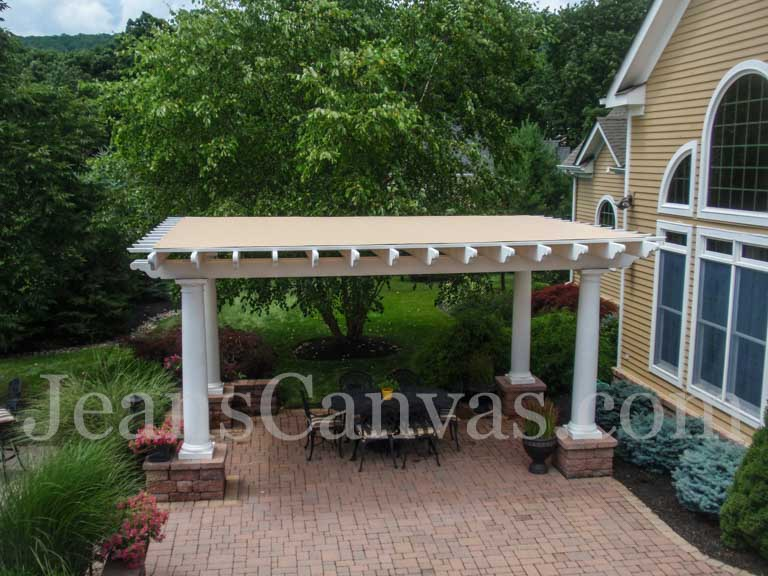 custom pergola covers 22