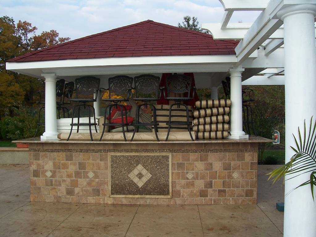 Custom Outdoor Bar Covers
